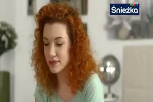 Sniezka Satynowa - reklama