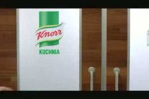 Knorr Fix Chrupery - reklama
