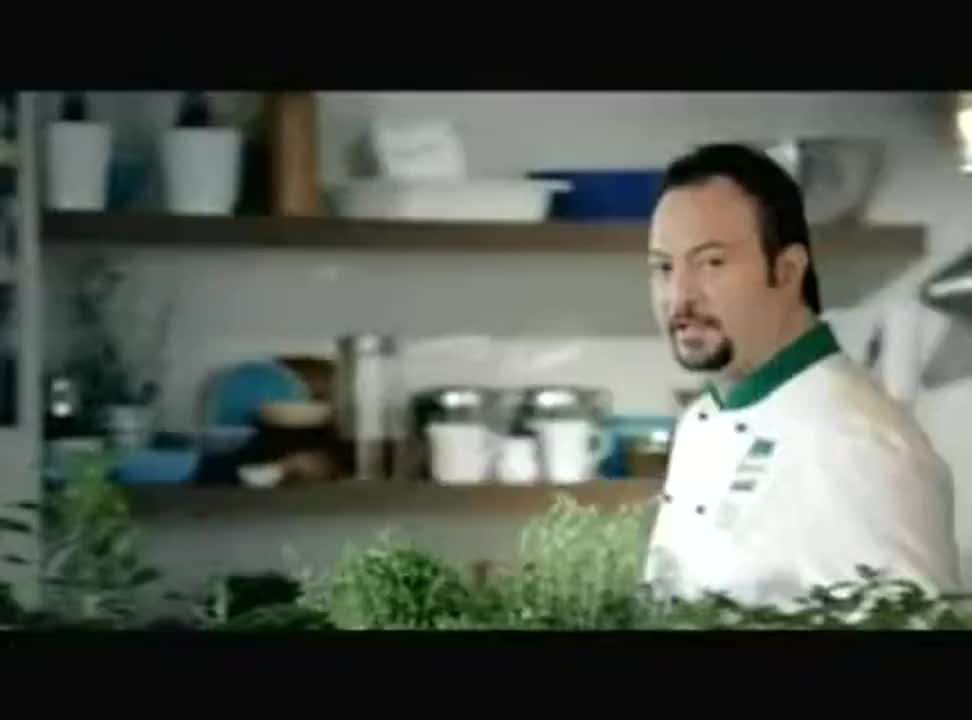 sos grecki Knorr - reklama