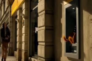 Bank BGZ - reklama konta z premia
