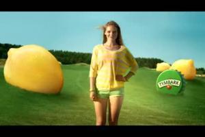 Tymbark - reklama nowych smaków miętowych