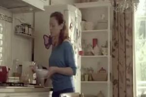 Danone Ale Jogurtowy - reklama