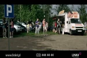 Link4 - reklama z polskim Robin Hoodem
