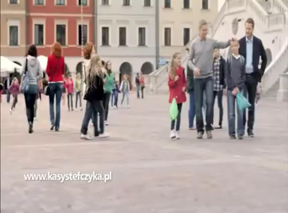 Kasy Stefczyka - reklama z Arturem Zmijewskim