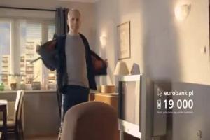 kredyt gotówkowy w eurobanku - reklama z Piotrem Adamczykiem