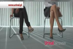 reklama preparatu Urinal Intensiv