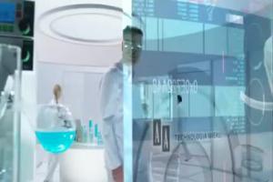 AA Technologia Wieku Oceanic - reklama z Monika Brodka