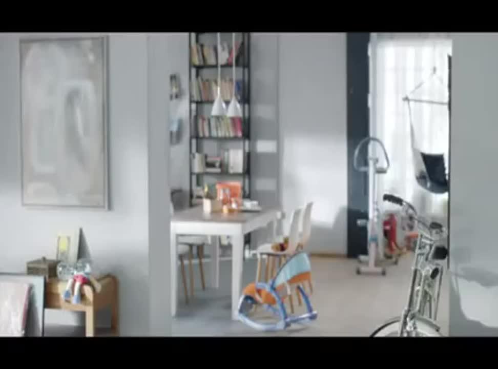 ING Zycie - reklama ubezpieczenia od choroby nowotworowej