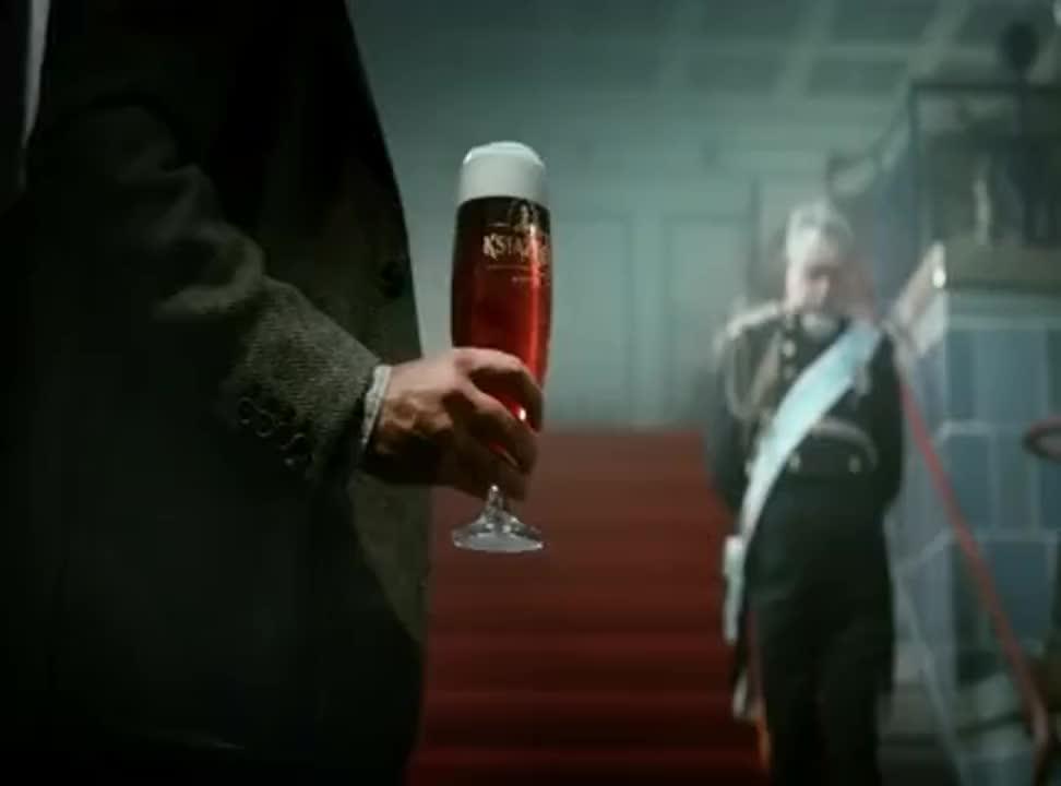 piwo Ksiazece - reklama