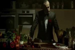 Lidl - reklama z Brodnickim i Okrasa a la Ojciec Chrzestny