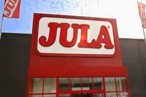 reklama sieci multimarketów Jula