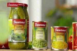 reklama warzyw Dawtona