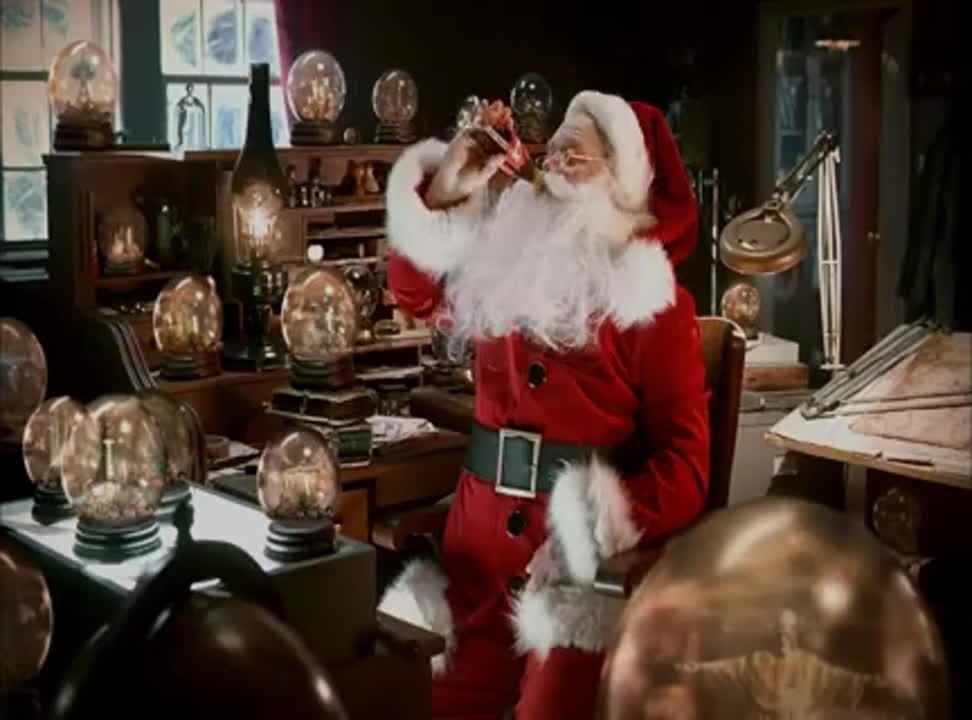 Coca-Cola - bożonarodzeniowa reklama