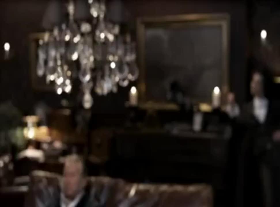 cyfryzacja telewizji - spot z Herkulesem Poirot