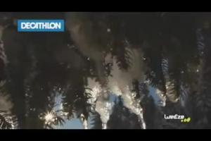 Decathlon - reklama sprzętu na ferie