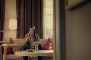 Agata Kulesza z Gieniusiem reklamuje konto w ING Banku Slaskim