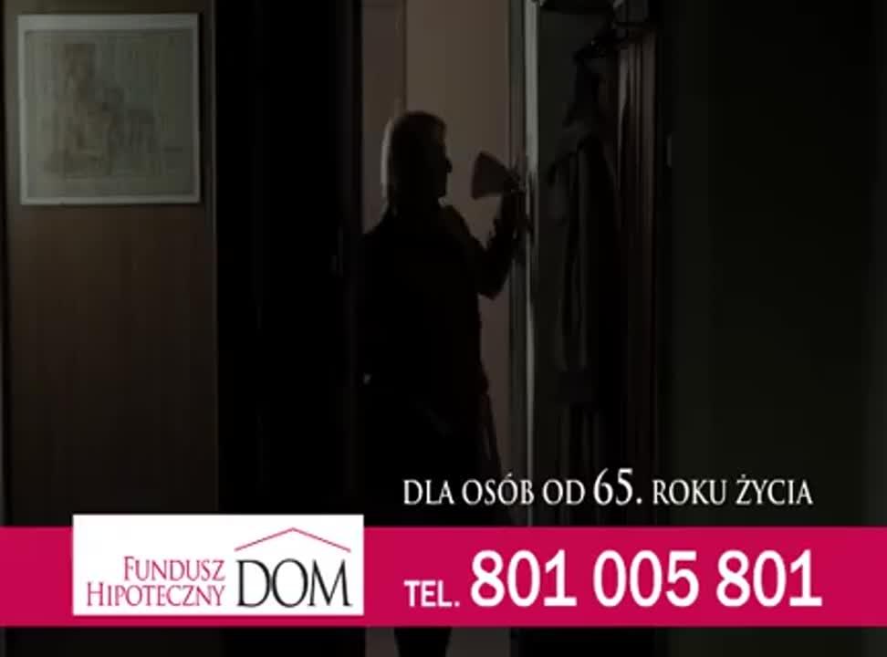 Fundusz Hipoteczny DOM S.A. - reklama