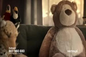 Vectra - dziecięca reklama kanałów HD