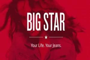 Your Life. Your Jeans - wiosenno-letnia kampania Big Star
