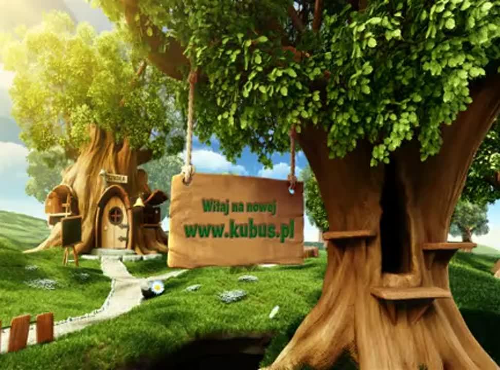 Nowa strona internetowa Kubusia oraz kampania ją reklamująca