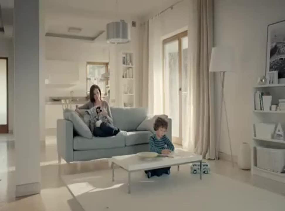 Supermoc w Twoim domu - reklama odkurzaczy Bosch ProPower
