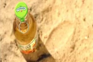 Napoje Tymbark w wyjątkowej reklamie