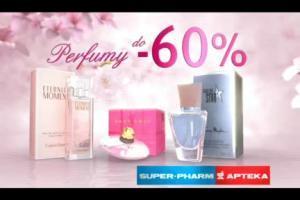 """Super-Pharm reklamuje """"perfumy do -60 proc. przez cały rok"""""""