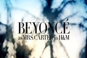 Beyoncé w reklamie H&M