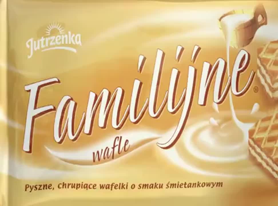 Poznaj rodzinę Wesołowskich - kampania marki Familijne
