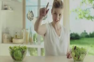Bakoma reklamuje Jogurt Naturalny Gęsty