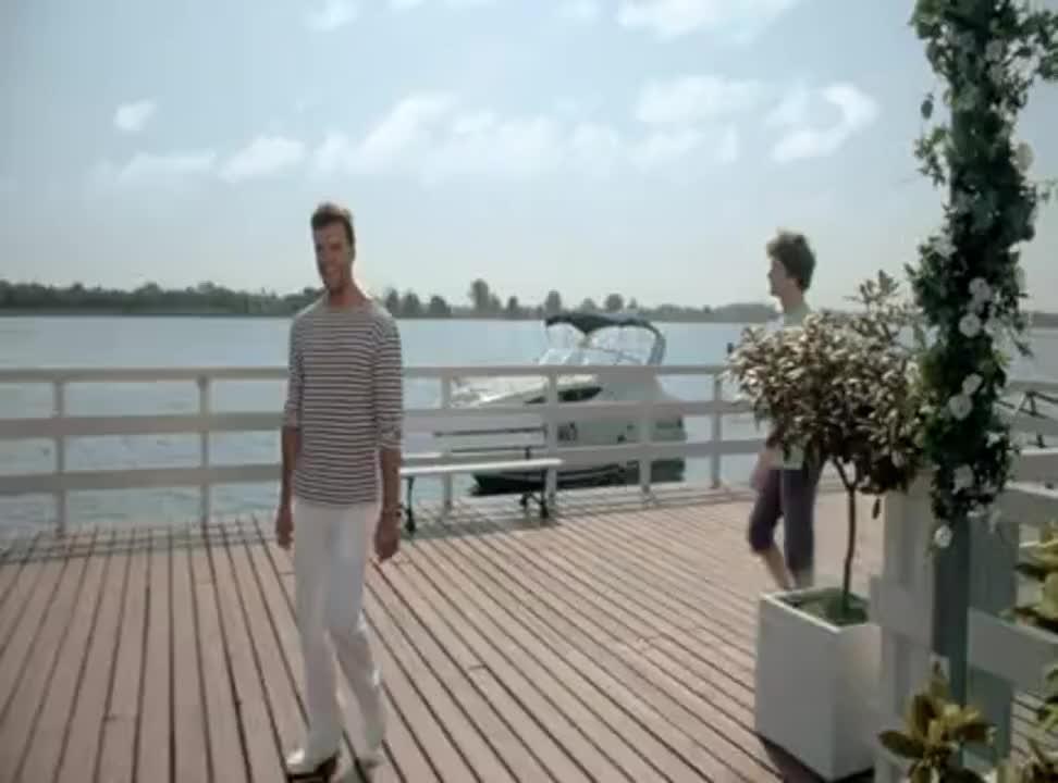 Loteriada 2013 - reklama z Conrado Moreno