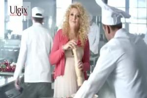 Magda Gessler znów reklamuje Ulgix Wzdęcia Max