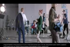 Piotr Adamczyk reklamuje przelewy ekspresowe w eurobanku