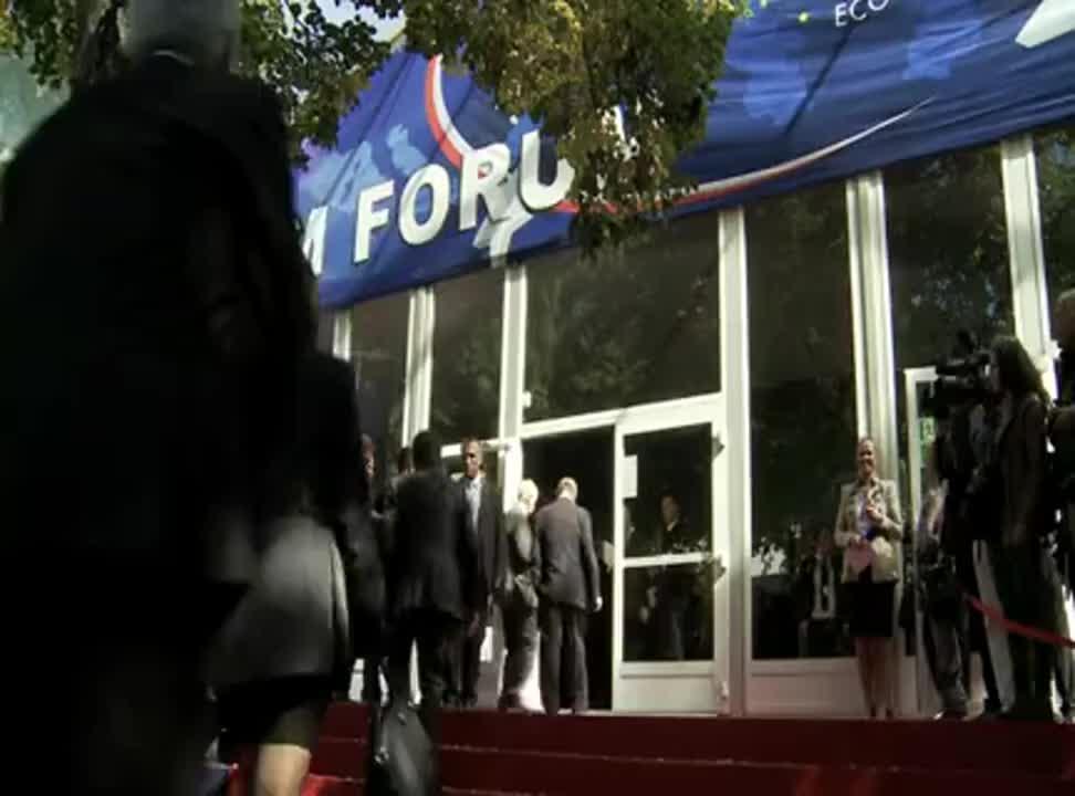 Donald Tusk otworzył 23. Forum Ekonomiczne w Krynicy