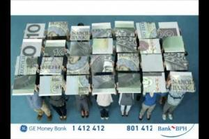 Połącz wszystkie kredyty w jeden z niższą ratą w kampanii GE Money i BPH (wideo)