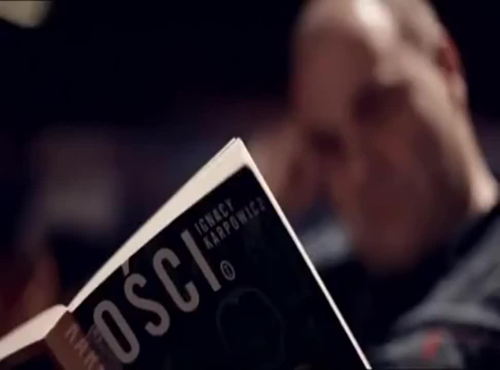 Cezary Żak - reklama TVP Kultura