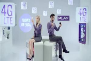 LG Swift G w 4G LTE - reklama Play