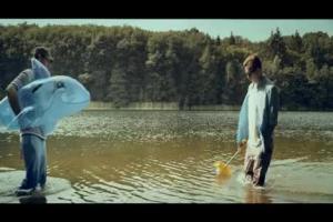 Okrasa i Brodnicki - reklama ryb w Lidlu