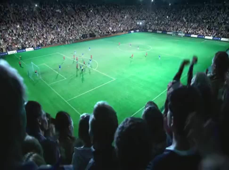 Vectra reklamuje więcej sportu