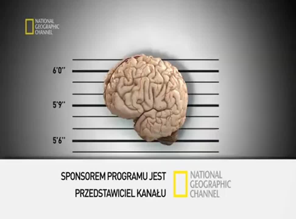"""""""Pułapki umysłu"""" w National Geographic Channel"""