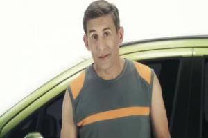 Robert Korzeniowski reklamuje Suzuki SX4 S-Cross