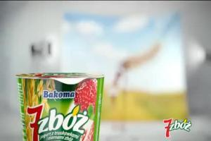 Kłosiaki sponsoringowo reklamują Bakomę 7 Zbóż - spot z Jęczmieniem
