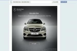 Przejażdżka twojego życia - Mercedes