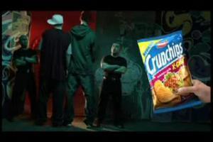 """Kampania """"Jest Crunchips! Jest impreza!"""" w nowej odsłonie"""