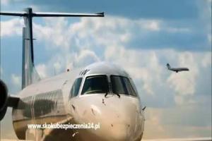 SKOK Ubezpieczenia - spot z Arturem Żmijewskim reklamujący polisę podróżną