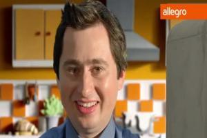Allegro na raty - reklama