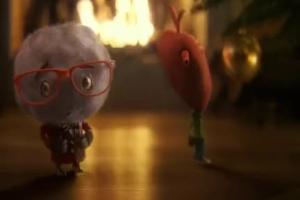 Serce i Rozum w bożonarodzeniowej reklamie Orange