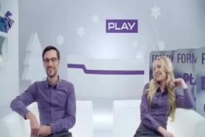 4G LTE jako gwiazda Play - reklama z Maćkiem