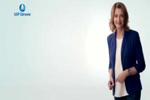 Grażyna Wolszczak reklamuje Style Zdrowia z USP Zdrowie