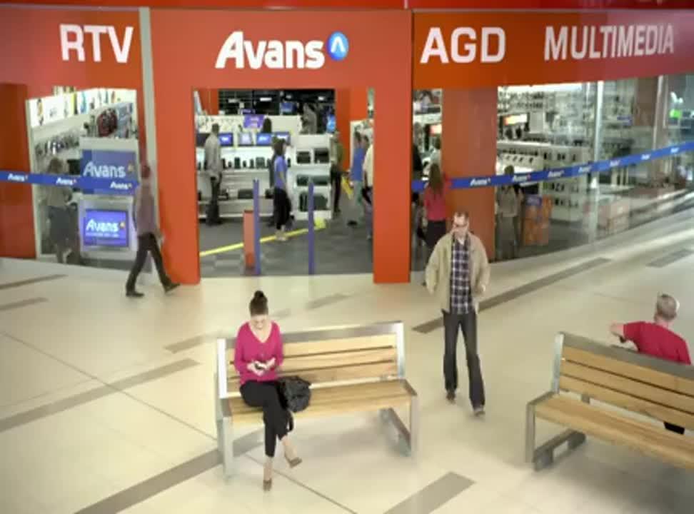 Tanie Branie tylko Avans - reklama z petycją
